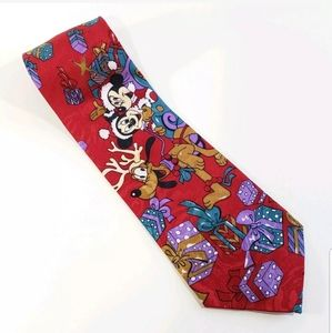 Disney Mickey Unlimited Men's Tie Necktie